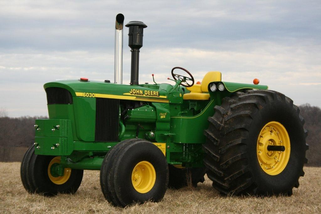 John Deere 5020 Wheatland : See what we can do sigel il my